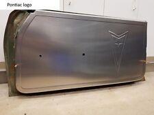 68-72 Chevelle, GTO aluminum door panels cards, custom bead rolled BASIC design