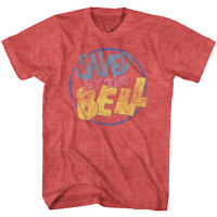 Saved by the Bell Vintage Logo Men's T Shirt TV Show 80's Comedy High School
