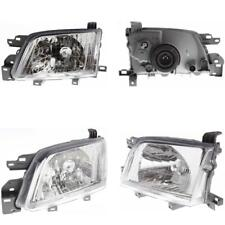 Su2502107 Headlight For 01 02 Subaru Forester Driver Side Fits 2001