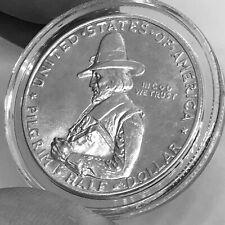 USA 1/2$ 1920 Pilgrim Tercentenary KM#147 Silver aUNC
