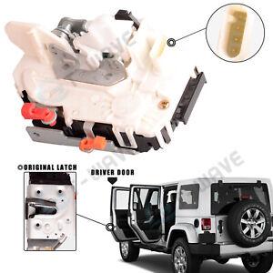 NEW for 07-18 Jeep Wrangler JK Front Left Driver Side Door Lock Actuator 931-694