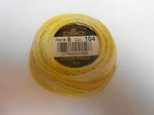DMC Perle 8 Cotton Ball 10g Multicolour 104