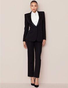 Agent Provocateur Sold Out Black Teo Jacket Size 10(M) Or 12(L)