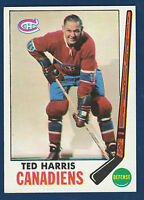 TED HARRIS 69-70 TOPPS 1969-70 NO 2 NRMINT++3