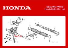 GENUINE HONDA STEERING RACK GUIDE CIVIC TYPE R EP3 2001-2005