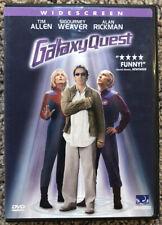 Galaxy Quest (Dvd, 2000, Widescreen) Tim Allen - In Excellent Condition!