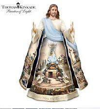 Life of Christ Statue Figurine Thomas Kinkade Bradford Exchange