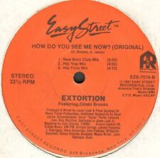 Extortion Featuring Dihan Brooks – How Do You See Me Now? (Remix) - Easy Street