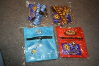 MWGB Midwest Geobash 2008 to 2011 Lot of 4 Pathtags and Lanyard NEW NEVER USED