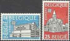 Timbres Europa Belgique 2367/8 ** lot 5088