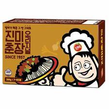 Korean Chinese Black Bean Paste JINMI CHUNJANG 300g JJAJANG JJAJANGMYUN Sauce