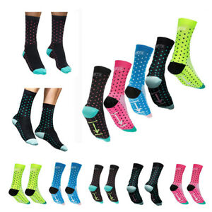 Professional Bike Cycling Sports Socks New Breathable Running Outdoor Sport UK