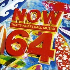 Now that`s what I call Music 64  2 disc Top Chart Hits 2008