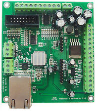 WebControl network timer temperature humidity I/O controller relay ctrl+ chassis