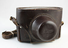 U200882 Vintage Leather Case for Ihagee Exakta Varex Vx w/Strap