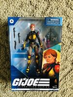 "GI Joe Classified Series Scarlett #5 Repaint Version 6"" Action Figure Hasbro"