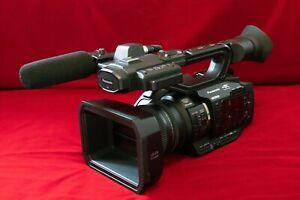 Panasonic AG-UX180 4K Professional Camcorder plus Accessories