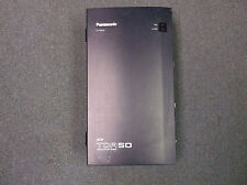 Panasonic KX-TDA50 Digital Hybrid IP Control Unit Base Config SD Card NO PWR #A