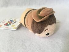 "Disney Parks Adventureland Jungle Cruise Skipper Tsum Tsum Mini 3 1/2"" Nwt"