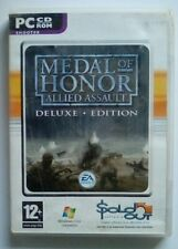 Medal Of Honour Allied Assault Deluxe Edition for PC