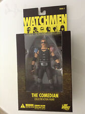 WATCHMEN THE COMEDIAN COLLECTOR ACTION FIGURE DC DIRECT SERIES 2 NEW REBIRTH 134