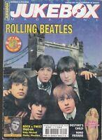 JUKE BOX MAGAZINE - N° 312. dec 2012. Rolling Beatles SP & EP anglais 62-70