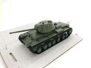 Collection Plastic Model of the USSR Tank KV-3 Scale 1:72 (PREORDER)