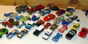 Large Job Lot Diecast Models inc Matchbox Lesney Hot Wheels Siku etc - Unboxed