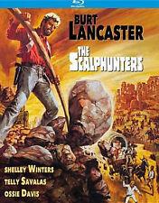 THE SCALPHUNTERS (BURT LANCASTER) - BLU RAY - Region A - Sealed