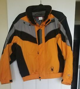 Mens Spyder Dermizax Ski Jacket Large