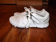 NEW Mens REEBOK Yourflex Train SC White Athletic Running Tennis Shoes 11