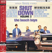 BEACH BOYS-SHUT DOWN VOL.2-JAPAN MINI LP PLATINUM SHM-CD Ltd/Ed H53