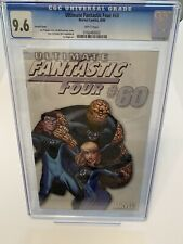 CGC 9.6 Fantastic 4 #60 Variant Cover (White Pages)