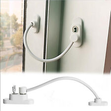 Window Door Cable Restrictor Ventilator Child Safety Tested Security Locking