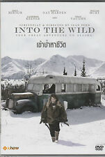 Into the Wild , Emile Hirsch, Vince Vaughn, Catherine Keener <Brand New DVD>