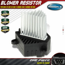 Heater Blower Motor Resistor Final Stage for BMW 3 5 Series X3 X5 E39 E46 E53