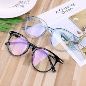 Unisex Optical Glasses Blue Light Blocking Glasses Anti Glare UV Eyeglasses UK