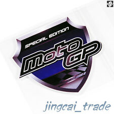 MOTO GP SPECIAL EDITION Logo Car Auto Motor SUV Badge Badge Emblem Sticker Decal
