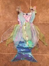 Mermaid ~ Little Mermaid Mermaid Costume ~ Girl's Child Small 3-4 ~ New