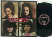 Electrocutes ‎– Steal Yer Lunch Money LP 1999 US ORIG Donnas Punk Rock Vinyl