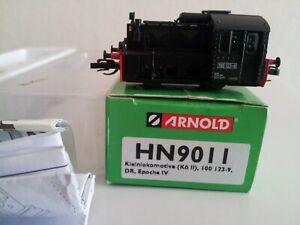 TT Arnold HN9011 DIGITAL!!! Rangierlok Köf II 100 123-9 DR Epoche IV in OVP