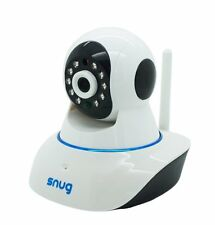 Snug WiFi Video Camera Baby Monitor for Apple / Android / iPhone / iPad
