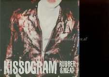 LP-   Kissogram – Rubber & Meat   / NEW // SEALED