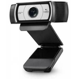 Logitech C930E HD 1080P Autofocus Webcam - 4X Zoom in1080P 960-000976