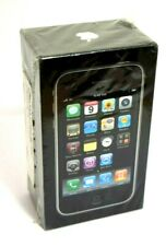 BRAND NEW Apple iPhone 3G - 8GB - Black (AT&T) A1241 FACTORY SEALED