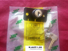 AUTOBIANCHI A112 - FIAT 127 SERRATURA COFANO POSTERIORE C/CHIAVI  BONNET LOCK