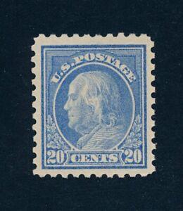 drbobstamps US Scott #438 Mint Hinged OG w/VF 80J Graded PSE Cert