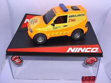 1 32 MITSUBISHI PAJERO Ambulance sem 50512 NINCO Neu/new