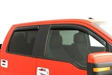Auto Ventshade 194155 Ventvisor In-Channel 4Pc 2009-2014 Ford F150 Crewcab