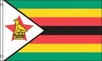3'x5' Zimbabwe Flag Outdoor African Banner Pennant Republic Of African New 3x5